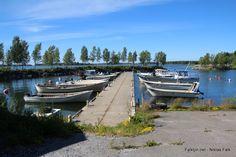 Laangskärs fiskehamn - Foto Niklas Falk - www.niklasfalk.fi