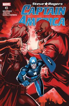 Captain America: Steve Rogers 3 Page 4