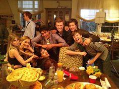 MTV #Scream season 1 family together.