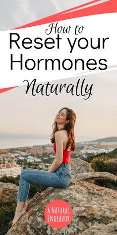 5 Supplements to Balance Female Hormones Naturally - a Natural Endeavor - Abnehmen Zunehmen Hormone , Female Hormone Imbalance, Hormone Diet, Équilibrer Les Hormones, Female Hormones, Wellness Tips, Health And Wellness, Health Tips, Women's Health, Womens Wellness