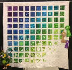 What it's Like to Judge a Quilt Show – My Experience at Vermont Quilt Festival Hanging Fabric, Hanging Wall Art, Wall Hangings, Rainbow Quilt, Sampler Quilts, Quilt Festival, Color Studies, What Is Like, Vermont