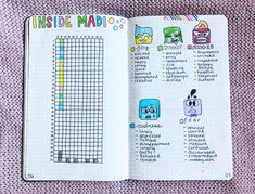 disney/pixar inside out inspired mood tracker in my bullet journal. great way to keep track of how my mental health is doing .