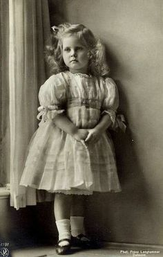 Princess Sibylla of Saxe-Coburg-Gotha (1908-1972), 2nd child of eldest daughter of Charles Edward and Viktoria, Duke and Duchess of S-C-G. Sybilla married Gustaf Adolf of Sweden and is the mother of Carl Gustaf, current King of Sweden