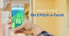 Provos First Pokemon GO Catch-a-thon!