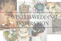 Fed up of the same, predictable wedding trends every winter? Festive red, green and gold colour schemes, fake snow and fur trees? We thought so! We've shaken things up a bit and found you 3 of the biggest trends for winter weddings in 2016.  Jewel Tones It might seem slightly obvious - jewel tones for winter -