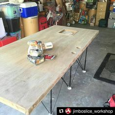 Great #CentipedeSawhorse #door #stand application in this #repost via…
