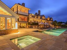 ExoticExcess.com - Estate of the Day: $13.5 Million Mansion with a View in New York