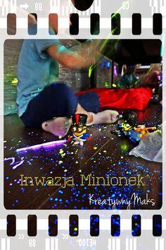 kreatywnyMaks: Inwazja Minionek