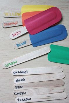 Toddler Busy Bags #2. | TheBowBlog #GaleriAkal Untuk berbagi ide dan kreasi seru si Kecil lainnya, yuk kunjungi website Galeri Akal di www.galeriakal.com Mam!