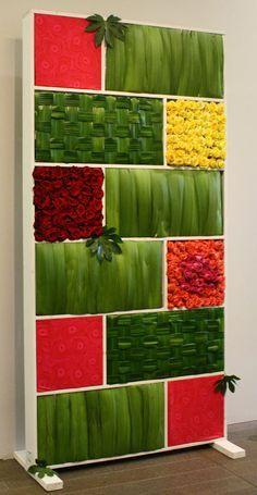 55 Trendy Ideas For Flowers Art Modern Floral Arrangements Wedding Hall Decorations, Backdrop Decorations, Flower Decorations, Modern Floral Arrangements, Flower Arrangements, Arte Floral, Floral Wall, Ganapati Decoration, Instalation Art