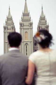 mormon wedding | mormon wedding lds lds wedding love temple salt lake temple