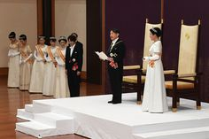 Emperor Naruhito Takes the Throne and a New Era Arrives in Japan