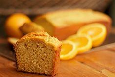 Toi en la Cocina: Budín Integral de Naranja y Miel Sweet Recipes, Healthy Recipes, Sin Gluten, Creative Food, Food Styling, Cornbread, Banana Bread, Food Photography, Clean Eating