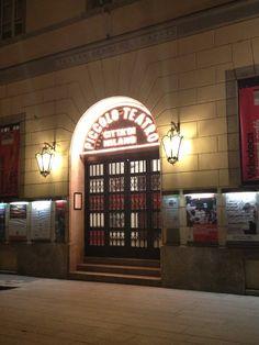 Piccolo Teatro Grassi nel Milano, Lombardia