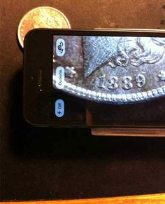 Amazing way to take incredible macro picture with your iphone