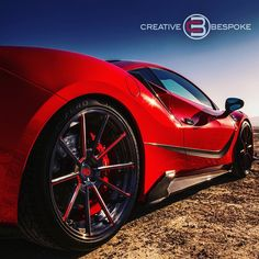 Follow our friends @creativebespoke for the sickest builds and the best  custom exotic cars #forsale #ferrari #488 #mansory #sema #forgiato #creativebespoke #cbaz  #luxury #exotic #cars #supercar #scottsdale #carswithoutlimits