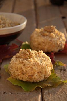 Petits Fromages 100% Vegan aux Noix & à la Fleur de Sel {Connaissez-vous le Tofu Lactofermenté ? 3 recettes simples et délicieuse pour l'essayer... et l'adopter !} @ Saines Gourmandises par Marie Chioca
