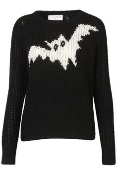 Bat Handknit Sweater by J.W. Anderson for Topshop