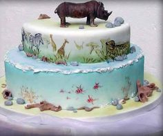 rhinoceros birthday party - Google Search