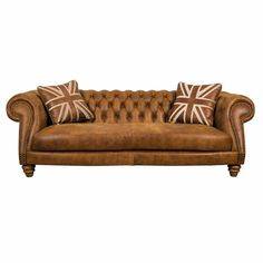 The Londona is a beautifully crafted, quality chesterfield offered in Italian natural rawhide.  Seating is pocket sprung provide maximum comfort and to retain the original cushion shape much longer than cushions that are merely sprung. Expertly fabricated with a highly durable hardwood frame, cushions enveloped in high quality dacron and layers of luxury fabric.