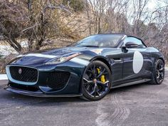 This Jaguar F-Type Project 7 Is Now For Sale And It Could Be An Awesome Deal | automotive99.com