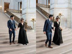 19-boda-san-francisco-novia-corona-flores-frescas-estilo-anos-40-vestido-negro-con-pedreria.jpg (750×564)