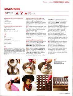 Revista bimby pt-s02-0036 - novembro 2013 Macarons, Mole, My Favorite Food, Favorite Recipes, Bread Cake, What To Cook, Fodmap, Tupperware, Nom Nom