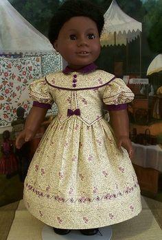 1864 Fair dress