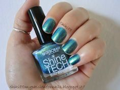 CHIKI88...  my passion for nails!: Swatches: Shine Tech 56 - Deborah Milano