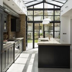 """1,751 Likes, 22 Comments - deVOL Kitchens (@devolkitchens) on Instagram: """"The back of this beautiful Victorian terrace in South London has been completely opened up to…"""""""