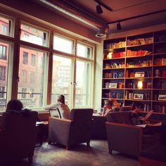 Starbucks 2nd floor Hackescher Markt