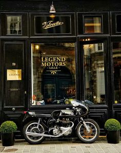 Legend motors