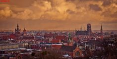 #GdanskCalendar #Gdansk - Luty | fot. Konrad Dembek