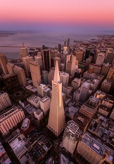 Aerial San Francisco on Behance