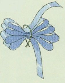 DIY: How to Tie a Loopy Bow - save on crafts - How to make bows – been looking for easy instructions on bow making Informations About DIY: How to - Diy Hair Bows, Diy Bow, Diy Ribbon, Ribbon Crafts, Ribbon Bows, Ribbons, Ribbon Flower, Ribbon Hair, Wreath Bows