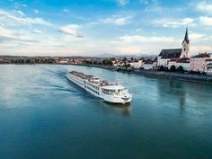 From February 13 to Uniworld River Cruises is offering free airfare for customers who pay full-price for a river cruise vacation. Best European River Cruises, River Cruises In Europe, Cruise Europe, Cruise Vacation, Rhine River Cruise, Cruise Tips, Vacation Spots, Vacations, Crystal River Cruises