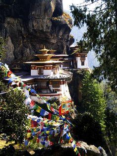 Tigers nest, Bhutan @Gail Kimmett
