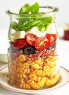 Low FODMAP & Gluten free Recipe - Pizza pasta salad (update) http://www.ibssano.com/low_fodmap_recipe_pizza_pasta_salad.html