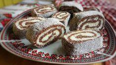 Cookie Recipes, Dessert Recipes, Romanian Desserts, No Bake Pies, Pavlova, Soul Food, Cheesecake, Deserts, Muffin