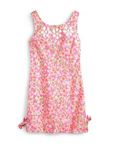 Lilly Pulitzer Kids - Girl's Little Delia Dress - Saks.com