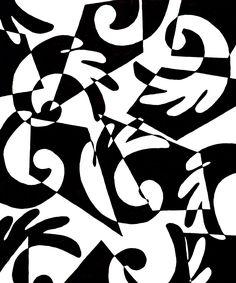 BA vorm/ organisch-geometrisch (tekenopdracht)