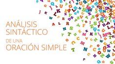 Análisis Sintáctico de una Oración Simple - MasterD