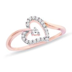 Divorce ring. Zales. #sale #rosegold #trashthedress