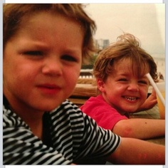 Baby Jack and Finn Harries!
