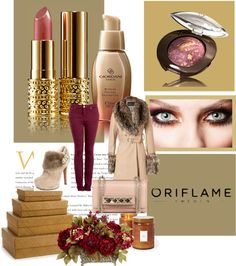 """Invierno con Oriflame"" by lacosmeticadeelyn on Polyvore"