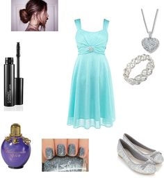 """""""what i wor to my winter dance at school"""" by shelbeanie ❤ liked on Polyvore"""