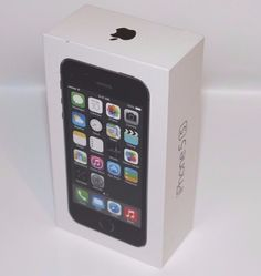 Apple iPhone 5s Used Unlocked AT&T Black/Silver- 16GB #Apple #Smartphone