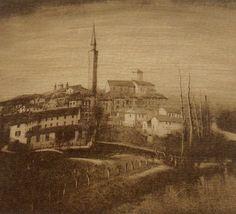 Koyo Yasumoto - Sunset Hill (in Germany), 1931