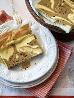 Latte Macchiato-Käsekuchen Rezept