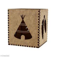 Compra nuestros productos a precios mini Kit Lapicero Gran Oeste pàra montar - 8 x 8 x 9 cm - Entrega rápida, gratuita a partir de 89 € !